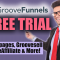 GrooveFunnels Free Trial:  Get GroovePages, GrooveSell & GrooveAffiliate Free Account