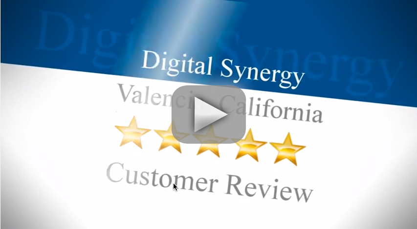 Digital Synergy 5 Star Reviews