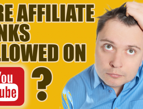Affiliate Marketing On Youtube:  Are Affiliate Links Allowed on Youtube?