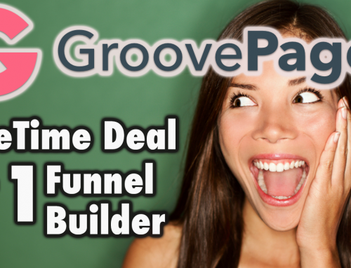 GroovePages Lifetime Deal – #1 Funnel Builder (Free 24hr Ranking Bonus)
