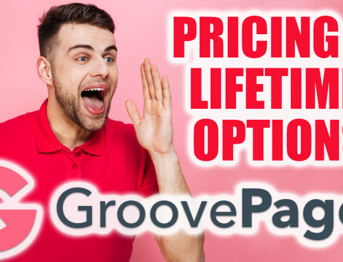 GroovePages Pricing – Lifetime Access Pricing Options – Get FREE Bonus Deal