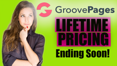 Groovepages Backer Pricing & Lifetime Plan - How Does it Work? - Digital Synergy