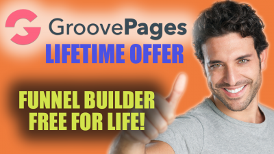 Groovepages Lifetime Offer - Get The Best Funnel Builder Free For Life - Digital Synergy