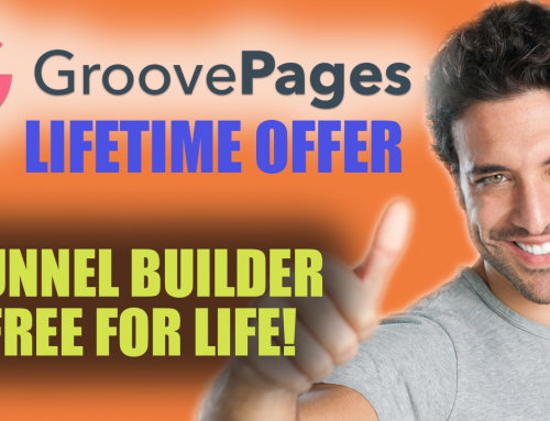 Groovepages Lifetime Offer – Get The Best Funnel Builder Free For Life