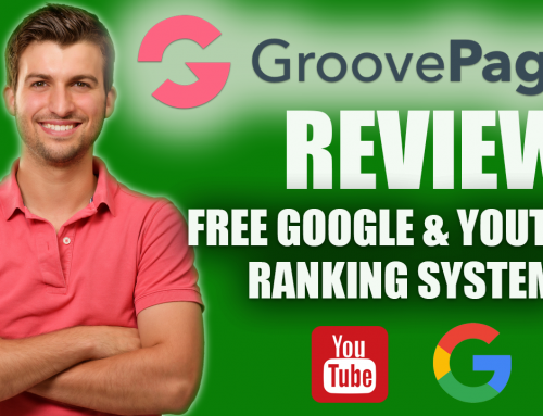 Groovepages Review – Free Google & Youtube Ranking System