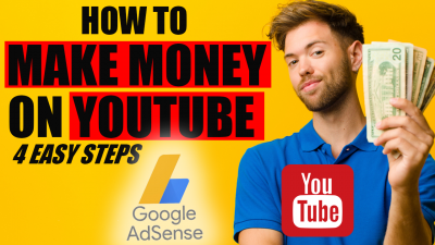 How To Make Money On Youtube With Adsense - 4 Simple Steps - Digital Synergy