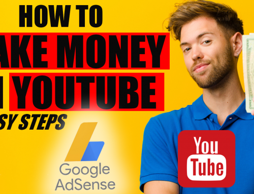 How To Make Money On Youtube With Adsense – 4 Simple Steps – Digital Synergy