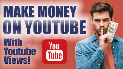 How To Make Money On Youtube With Youtube Views