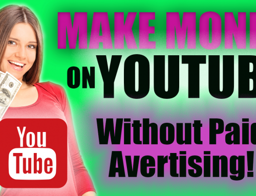 How To Make Money On Youtube Without Ads – Eliminate Ad Costs!