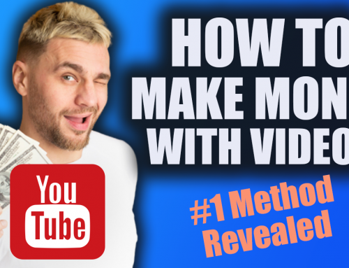 How To Make Money With Youtube Videos – For Beginners