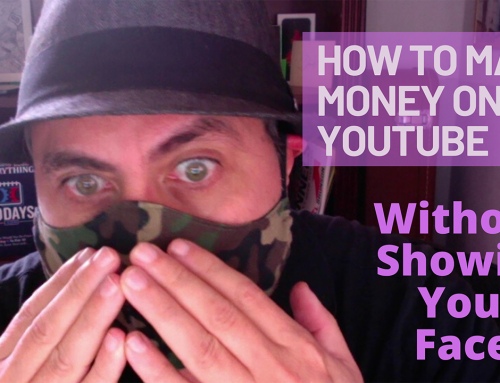 How To Make Money On Youtube Without Showing Your Face On Camera