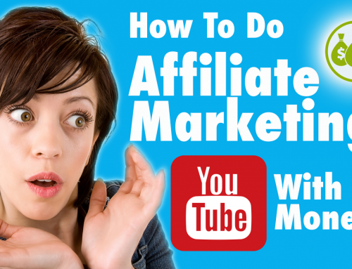 How To Do Affiliate Marketing On Youtube (With No Money )