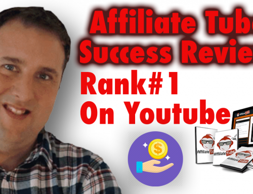 Affiliate Tube Success Review – Paul Murphy  (Sneak Peak, Proof & Testimonials – Part 2)