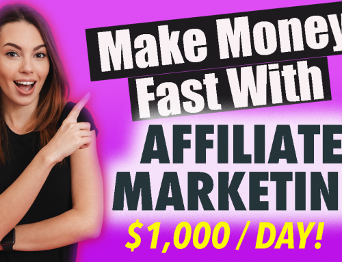 How Fast Can You Make Money With Affiliate Marketing? – Secret Traffic System Revealed