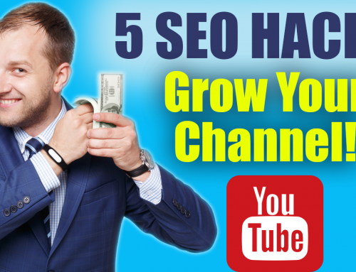 5 SEO Hacks – How To Make Money On Youtube & Grow Your Youtube Channel