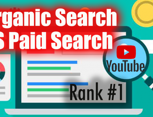 Organic Search vs Paid Search With Google